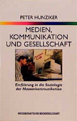 WB-Forum, Bd.18, Medien, Kommunikation und Gesellschaft