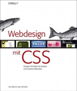 Webdesign mit CSS- Designer-Technik für kreative, moderne und barrierefreie Webseiten