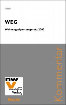 WEG Wohnungseigentumsgesetz 2002