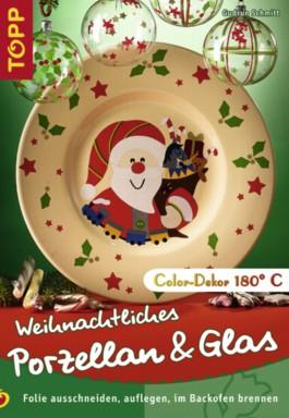 Weihnachtliches Porzellan & Glas