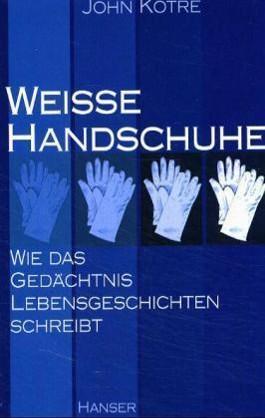 Weiße Handschuhe