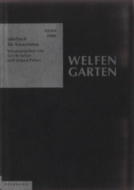 Welfengarten 10/2000