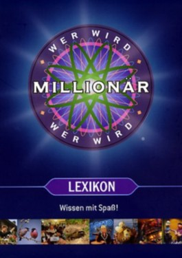 Wer wird Millionär?, Lexikon