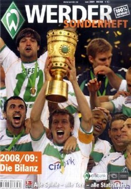 Werder Saisonheft 2008/2009