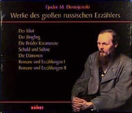Werke des großen russischen Erzählers, 7 Bde.