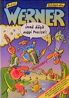 Werner -Immä Äägä middi Pullizei