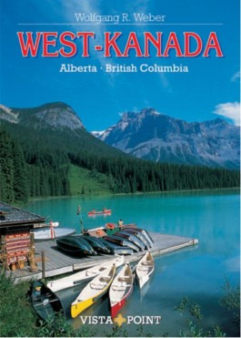 West-Kanada. Alberta - British Columbia