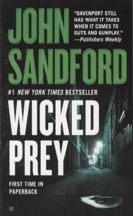 Wicked Prey. Todesgier, englische Ausgabe