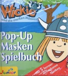 Wickie und die starken Männer, Pop-Up Masken Spielbuch