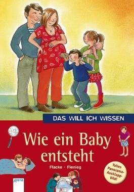 Wie ein Baby entsteht