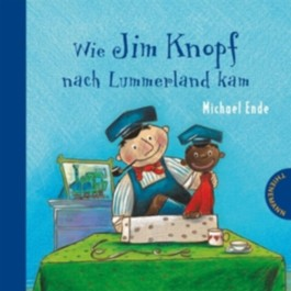 Wie Jim Knopf nach Lummerland kam