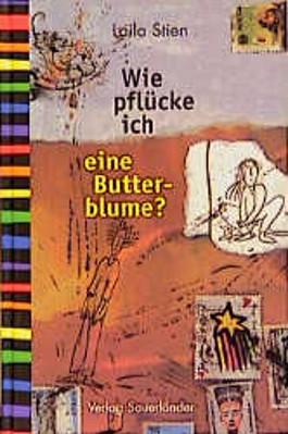 Wie pflücke ich eine Butterblume?