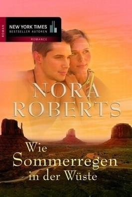 Wie Sommerregen in der Wüste