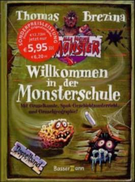 Willkommen in der Monsterschule!
