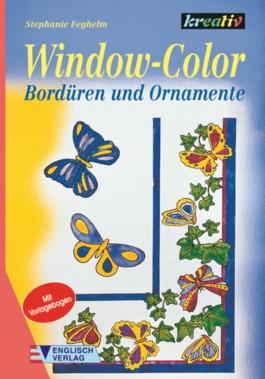 Window-Color, Bordüren und Ornamente
