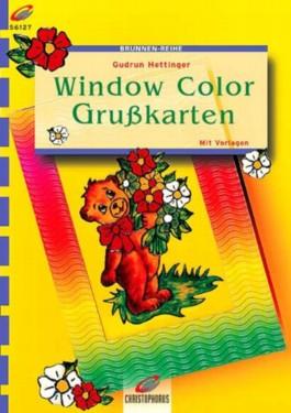 Window Color Grußkarten