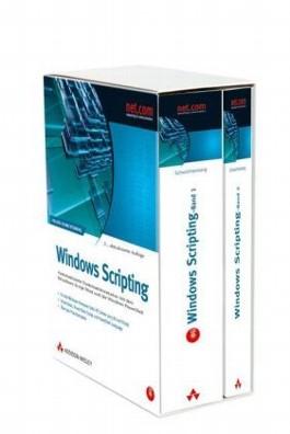 Windows Scripting, 2 Bde. m. CD-ROM