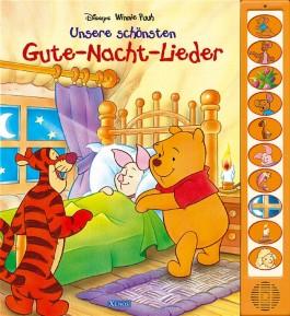 Winnie Puuh - Unsere schönsten Gute-Nacht-Lieder