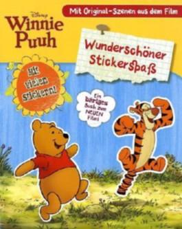 Winnie Puuh, Wunderschönder Stickerspaß