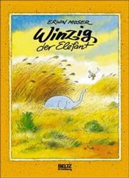 Winzig, der Elefant