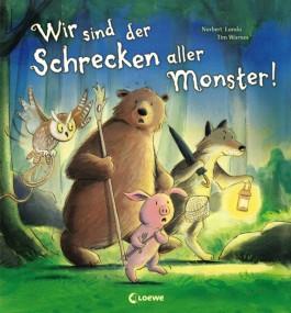Wir sind der Schrecken aller Monster!