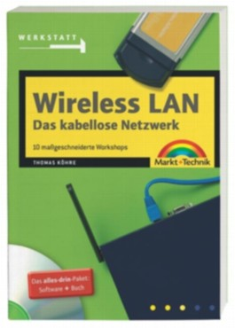 Wireless LAN, Jubiläumsausgabe m. CD-ROM