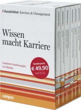 Wissen macht Karriere, 6 Bde.