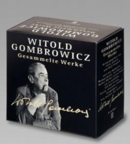 Witold Gombrowicz - Gesammelte Werke in 11 Bänden