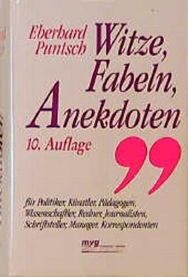 Witze, Fabeln, Anekdoten