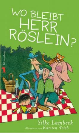 Wo bleibt Herr Röslein?