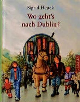 Wo geht's nach Dublin?