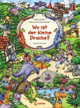 Mein großes Wimmel-Guckloch-Buch - Wo ist der kleine Drache?