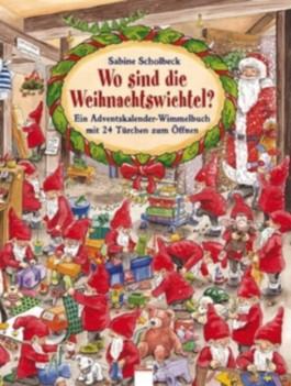Wo sind die Weihnachtswichtel?