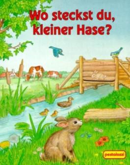 Wo steckst du, kleiner Hase?
