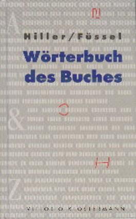 Wörterbuch des Buches.