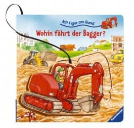 Wohin fährt der Bagger?