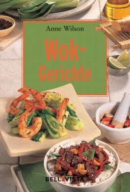 Wok-Gerichte. Mini-Kochbücher
