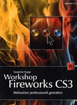 Workshop Fireworks CS3, m. DVD-ROM