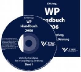WP Handbuch 2006 Band I, CD-ROM Einzelplatz
