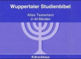 Wuppertaler Studienbibel, AT, 40 Bde.