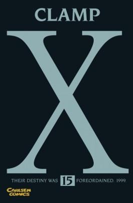 X/1999 / X, Band 15