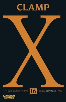 X/1999 / X, Band 16