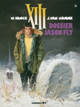 XIII, Band 6: Dossier Jason Fly