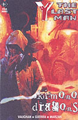 Y : The Last Man - Kimono Dragons