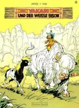 Yakari und der weiße Bison