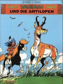 Yakari und die Antilopen