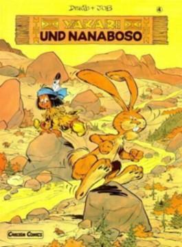 Yakari und Nanaboso