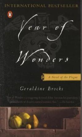 Year of Wonders. Das Pesttuch, englische Ausgabe