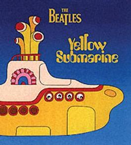 Yellow Submarine, English edition