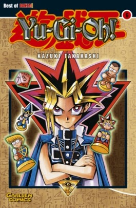 Yu-Gi-Oh. Bd.6